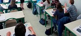 Elever bråker mindre enn før