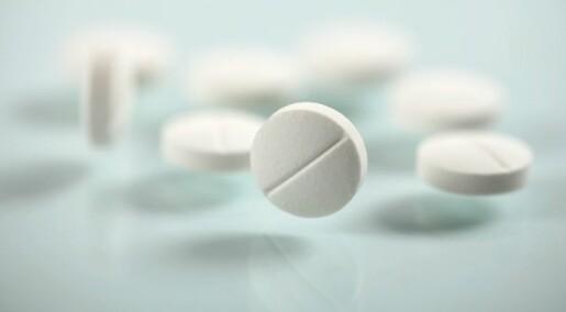 Vi bruker stadig mer smertestillende