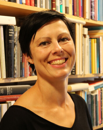 Elise Kleivane has studied inscriptions from the Viking Age and Middle Ages.