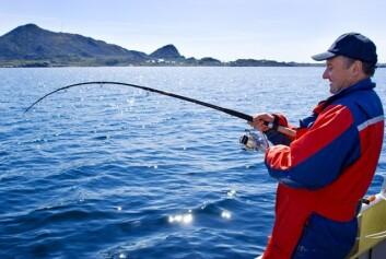 Fiskemulighetene langs norskekysten trekker til seg stadig flere turister. (Illustrasjonsfoto: www.colourbox.no)