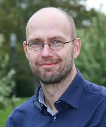 Internett-behandling er lett tilgjengelig, påpeker Gerhard Andersson. (Foto: Jenny Ahlgren/Linköpings universitet)