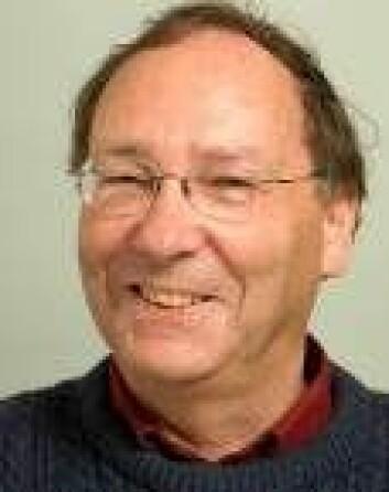 Professor Torbjørn Skramstad ved NTNU. (Foto: NTNU)