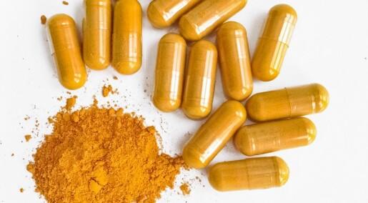 Kan gurkemeie bli legemiddel?
