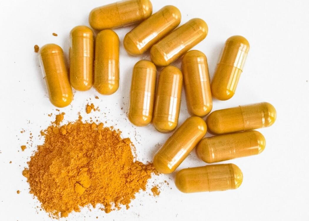 Gurkemeie har vist seg å ha lækjande effekt, men førebels berre i laboratoriet. Det kan endra seg.