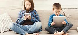 At barn spiller ekstremt mye, fører ikke til psykiske problemer