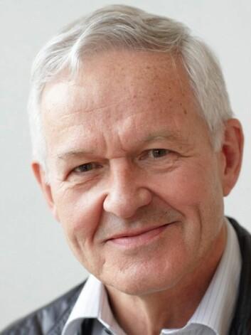 Ragnvald Kalleberg, professor emeritus ved Institutt for sosiologi og samfunnsgeografi ved UiO. (Foto: UiO)