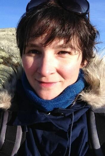 Josephine M. Rasmussen, doktorgradsstipendiat i arkeologi ved Universitetet i Oslo. (Foto: Privat)