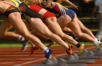 Effekten av kortvarig dopingbruk kan vare i mange år etter at man sluttet. (Illustrasjonsfoto: www.colourbox.no)