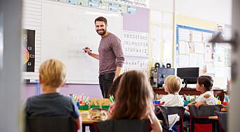 Lærerstudenter ser på seg selv som enspråklige