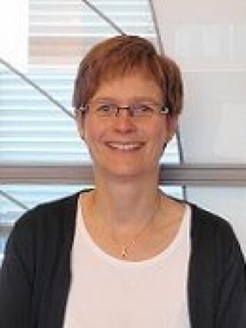 Mona Bjelland ønsker mer frukt og fysisk aktivitet inn i skoledagen. (Foto: UiO)