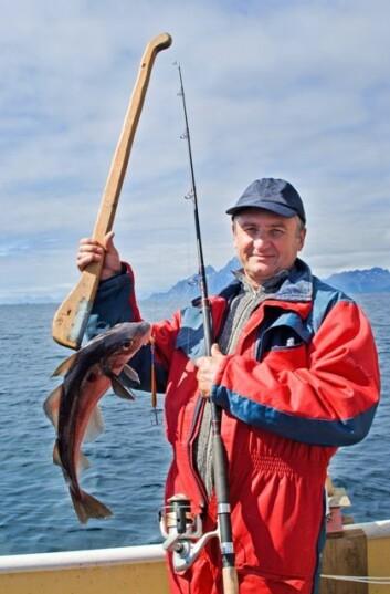Yrkesfiskerne frykter at turistene tar for mye av fisken. (Illustrasjonsfoto: www.colourbox.no)