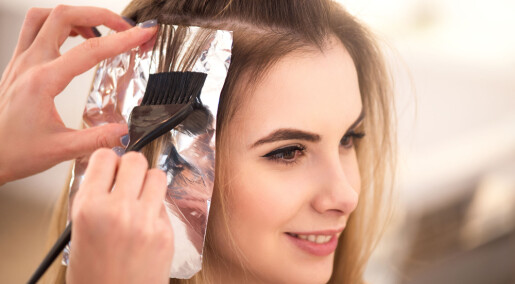 Kan hårfarging øke risikoen for kreft?