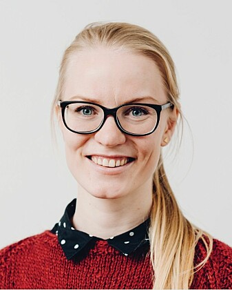 Marthe Jordbrekk Blikra er postdoktor ved Nofima.