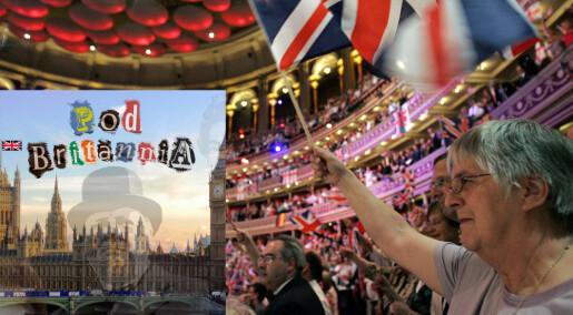 BBC er under press i kampen om Storbritannias fortid og verdier