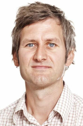 Anders Vassenden ved  International Research Institute of Stavanger har funnet ut at rusmisbrukerne selv ønsker å bo mest mulig «normalt». (Foto: Iris)