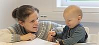 Kvinner har for lite jod i lang tid etter fødsel