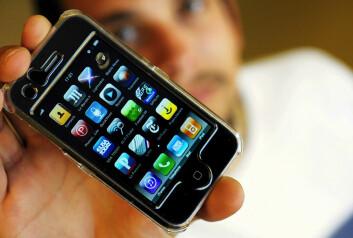 Gard Paulsen har fulgt en teknologi gjennom vekst og fall. Teknologien har fått et liv etter døden - i iPhone!(Illustrasjonsfoto: www.colourbox.no)