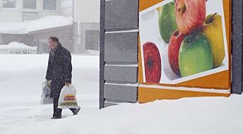 Presenterer 25 forslag for å få nordmenn til å spise sunnere