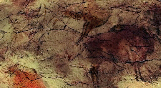 Steinalderkunst tåler ikke turisme