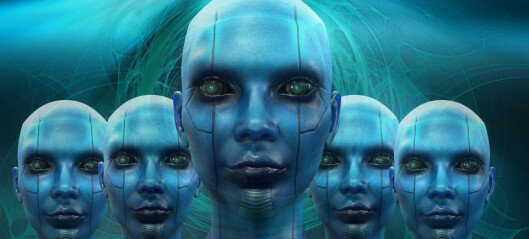 Samtale om roboter og kunstig intelligens
