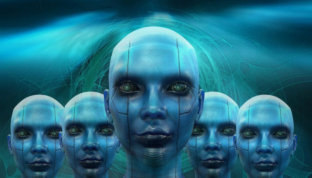 – Robotene kan ikke manipulere oss, men det kan de som eier dem, sier Morten Goodwin.