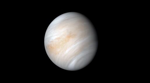 Forskere finner en uforklarlig gass i atmosfæren til Venus. På jorda knyttes gassen til liv.