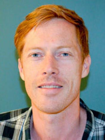 Rune Jonassen. (Foto: Svein Harald Milde)