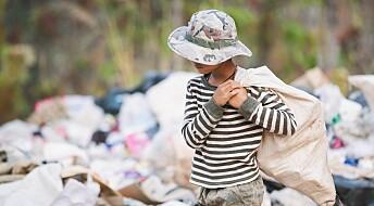 800 millioner barn utsatt for nervegiften bly