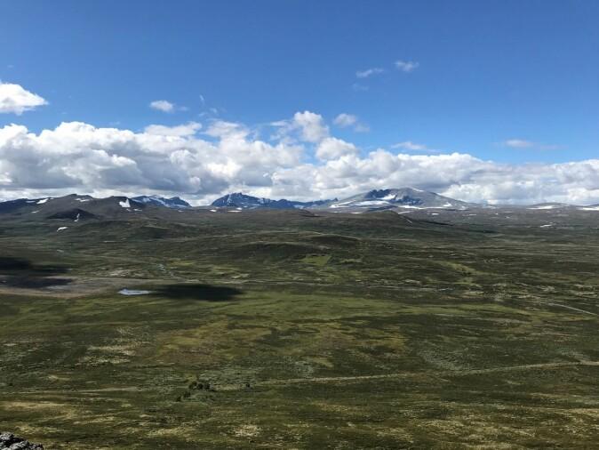 Areal med inngrepsfri natur blir stadig mindre i Norge. Ved å fjerne tekniske inngrep kan dette snus.