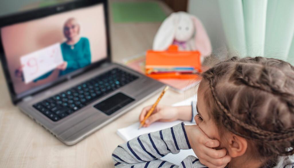 – Mange innen gruppen av stille elever presterte, ifølge lærerne, bedre faglig enn normalt, sier forsker Siw Olsen Fjørtoft.