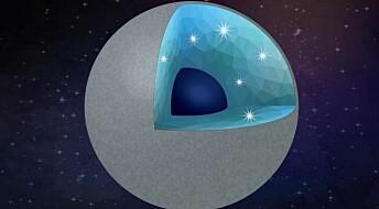 Noen planeter kan være laget av diamant