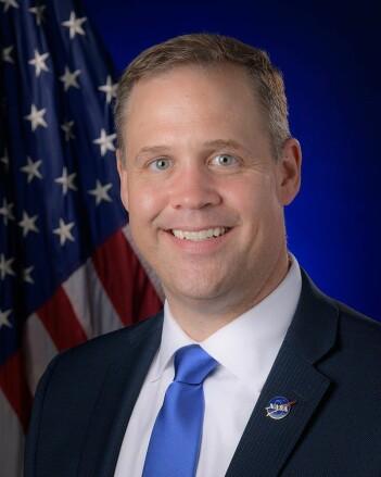 Jim Bridenstine har vært NASA-sjef siden april 2018, etter at Trump-administrasjonen nominerte han til stillingen. Hans tid i NASA har vært preget av samarbeid med kommersielle aktører.