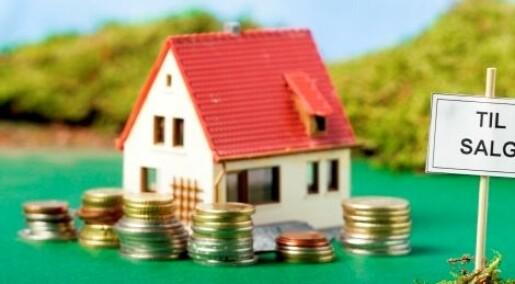 Inntekter og boligutgifter vokser i takt