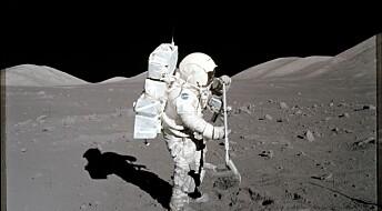 NASA vil betale deg for å samle stein på månen