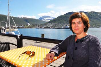 """Førsteamanuensis Gunn Pettersen ved Helsefak mener at sorg over """"det tapte liv"""" er en viktig utfordring for kvinner med spiseforstyrrelser. (Foto: UiT)"""