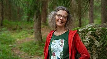«Insektenes dronning» får pris for sitt smittende engasjement for småkrypene og deres plass i naturen