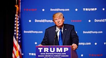 Valg i USA: Trump driver USA i autoritær retning