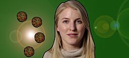 Frøydis dyrker menneske-organer i flasker på laboratoriet