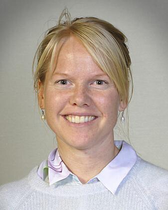 Sara Pilskog avdekket i 2016 flaskehalser for å ta i bruk en mer persontilpasset strålebehandling. Hun er er hovedveileder for Øyvind Lunde Rørtveit.