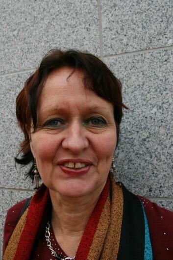 Ingunn Hagen. (Foto: Anne S. Midling)