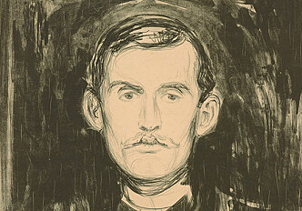 Edvard Munch created myths about himself
