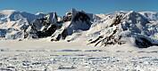 Hvor mye kan havet stige når isen smelter på Grønland og Antarktis?
