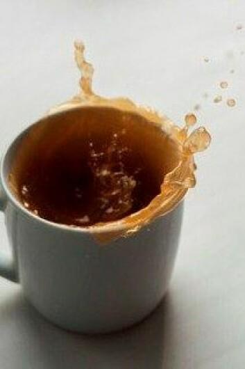 Kaffesøl. (Foto: Colourbox)