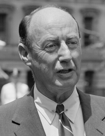 Adlai Stevenson, 23. juni 1961. (Foto: United States Library of Congress, Warren K. Leffler)
