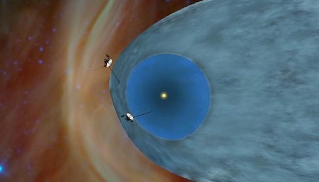 (Illustrasjon: NASA/JPL-Caltech)