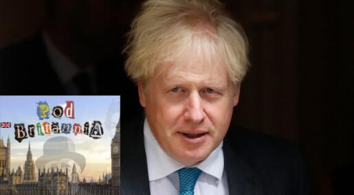 Boris Johnson i ny brexit-strid