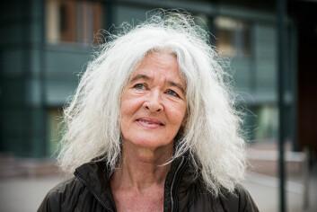 - Om man blir rammet av svimmelhet, så påvirker det hele livskvaliteten, sier Anne-Lise Tamber, forsker og fysioterapeut ved Høgskolen i Oslo og Akershus. Foto: Sonja Balci/HiOA