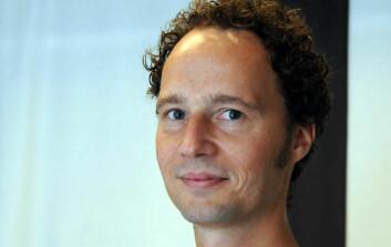 Kjetil van der Wel.