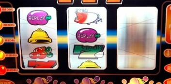 Pengespillautomater var et stort problem fram til 2005. (Foto: Shutterstock)