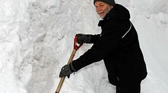 Nett-TV: Sesongstart på gammel snø